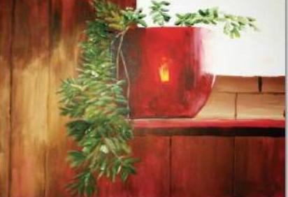 Une des oeuvres Deux des œuvres de Patrick Gingras. | Photo: gracieuseté