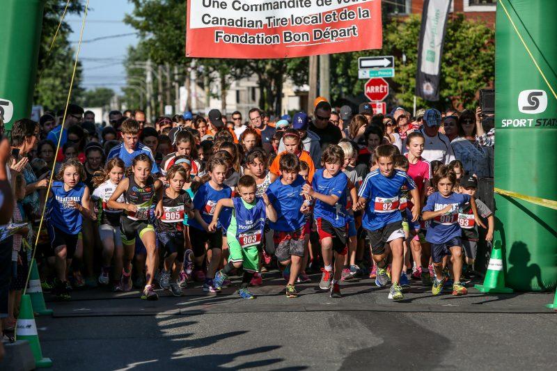 La course du 5 km sera organisée par les administrateurs du Festival de la gibelotte afin d'éponger la dette. | Photo:TC Média – Pascal Cournoyer
