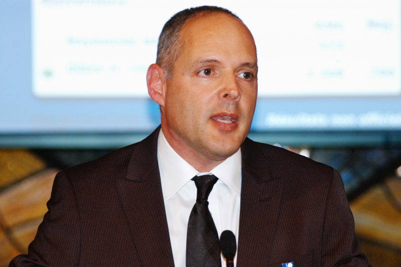 Le citoyen Gilles Jr. Lemieux souhaiterait un règlement dans la poursuite pour diffamation du maire Péloquin. | Photo: TC Média - Archives