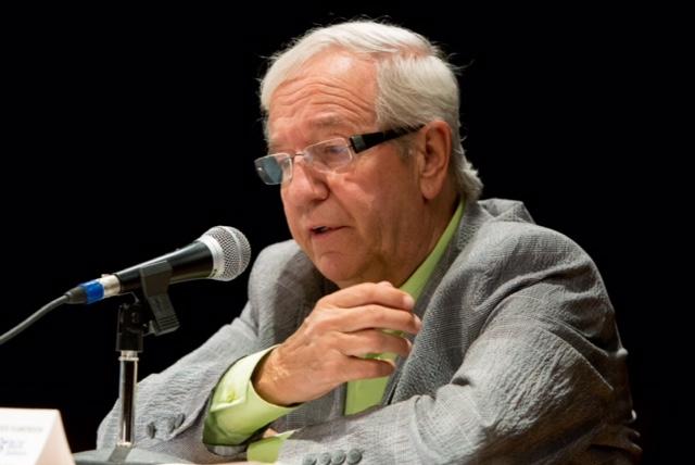 Le candidat du Bloc québécois, Louis Plamondon.   TC Média - Pascal Cournoyer