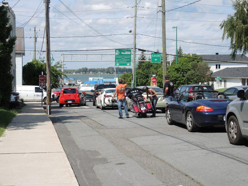 Malgré la fermeture du pont-tunnel Hyppolite-Lafontaine, l'horaire des deux traversiers demeure le même. | TC Média - Archives