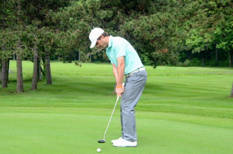 Jasmin Frappier est le professionnel du Club de golf Les Dunes. | TC Média - archives/Jean-Philippe Morin