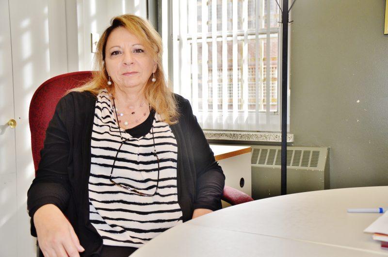 La conseillère en milieu carcéral, Géraldine Simard, croit en la réinsertion sociale des contrevenants. | Photo: TC Média – Julie Lambert