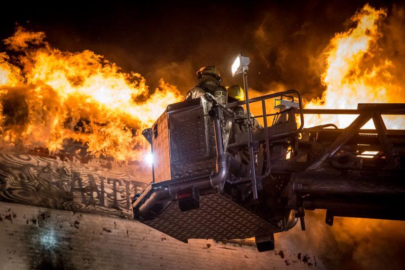 Le Service de sécurité incendie Sorel-Tracy dessert plusieurs municipalités environnantes. | Photo: TC Média - Archives/Pascal Cournoyer
