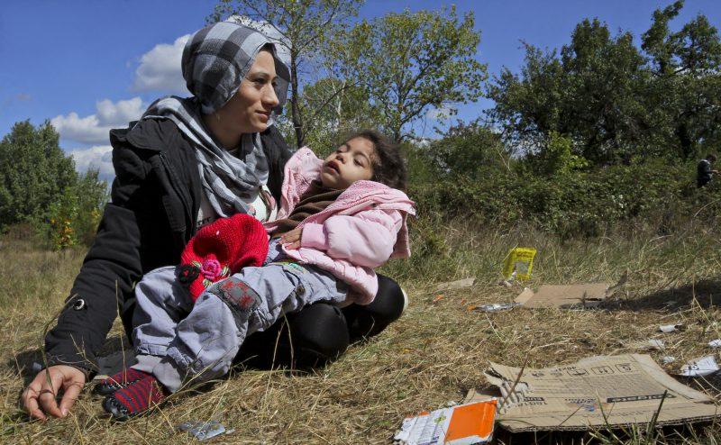 Sorel-Tracy n'accueillera pas de réfugiés syriens. | Photo: Deposit Photos