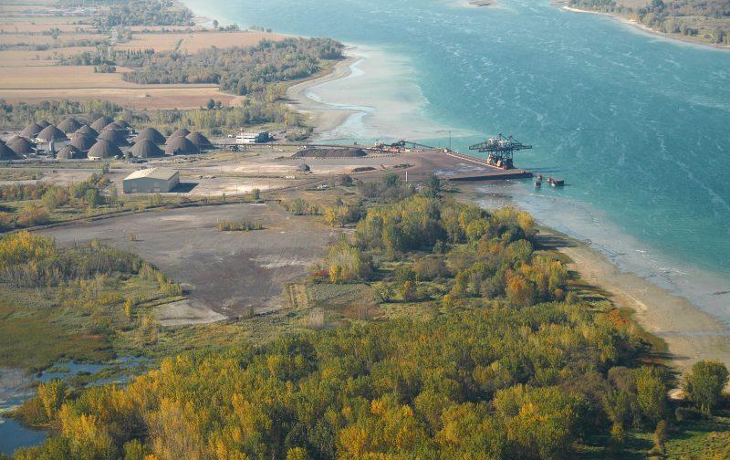 L'Administration portuaire de Montréal prendra plusieurs mois pour élaborer son étude d'impact sur l'environnement. | TC Média - Archives