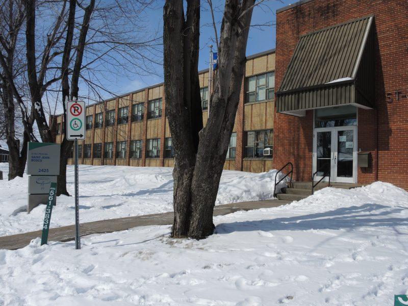 L'école primaire Saint-Jean-Bosco fait partie des sept écoles où des travaux d'amélioration seront réalisés au cours des prochains mois. | TC Média - Archives