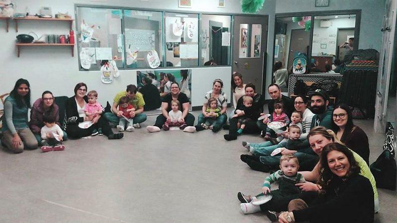 Des dizaines de familles s'inscrivent annuellement à la programmation de l'organisme. | Photo: Gracieuseté
