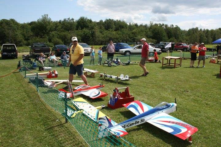 Le Club Escadron du Richelieu organise une grande fête pour les amateurs d'avions téléguidés. | Gracieuseté