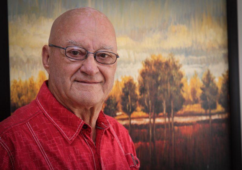 L'homme d'affaires sorelois maintenant retraité, Normand Fortin. | Photo: Photo TC Média - Pascal Cournoyer
