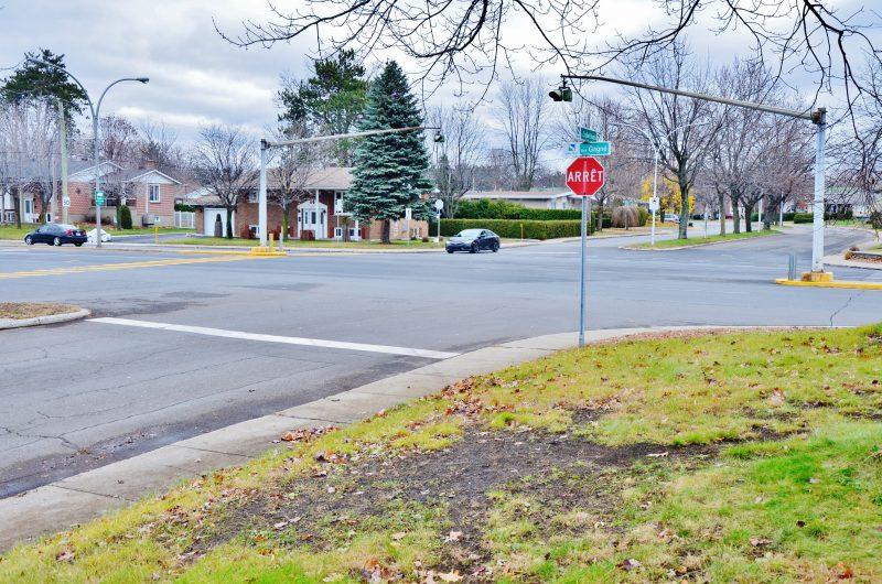 Les détails du réaménagement à l'intersection des boulevards Gagné et Couillard-Després demeurent inconnus. | TC Média - Archives