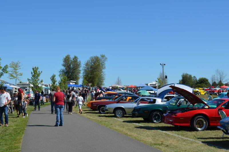 La septième édition de de Sainte-Victoire en Fête – Expo auto rétro a été un succès les 1-2-3 septembre. | gracieuseté - Sainte-Victoire-de-Sorel