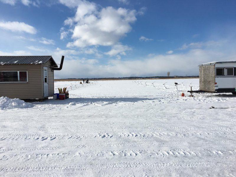 L'Association de chasse et pêche de Contrecœur craint l'interdiction de menés comme appâts pour la pêche hivernale. | gracieuseté – Association de chasse et pêche de Contrecœur