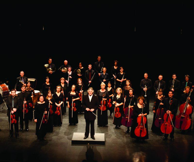 L'orchestre Sinfonia de Lanaudière sera de la partie lors des Fêtes. | Photo: gracieuseté – Pierre-Etienne Bergeron