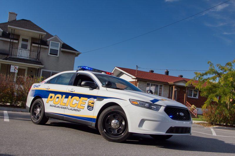 La Régie de police intermunicipale Richelieu-Saint-Laurent a épinglé un suspect qui aurait commis une multitude de vols à Contrecœur et Verchères. | Photo: gracieuseté