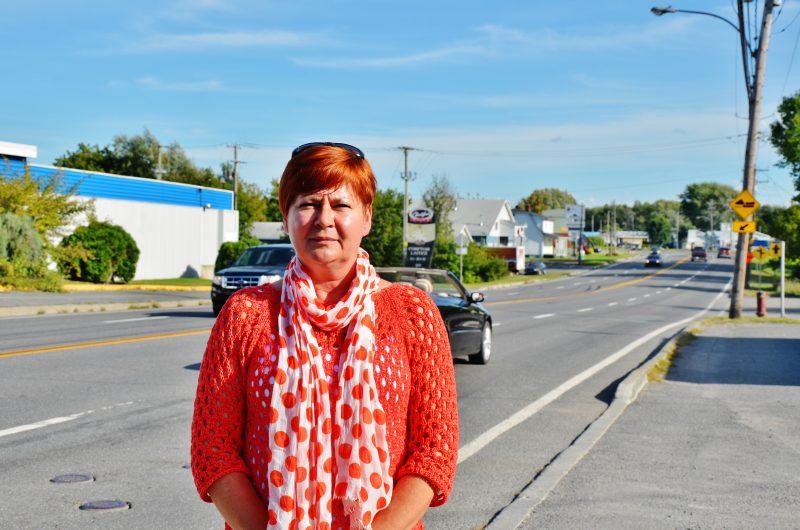 La conseillère Dominique Ouellet menait une croisade pour faire diminuer la vitesse sur la boulevard Fiset. | Photo: TC Média – Archives/Julie Lambert