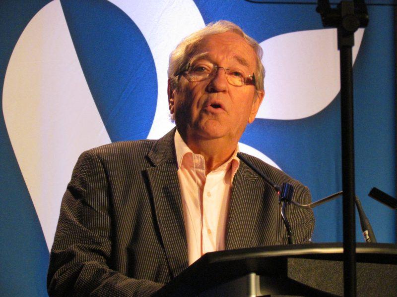 Le député Louis Plamondon. | Photo: TC Média - archives