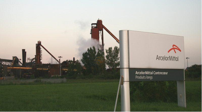 Une entente de principe a été conclue chez ArcelorMittal | Photo: TC Média - archives