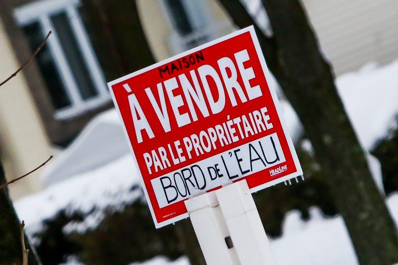 Le prix médian des maisons a augmenté légèrement en 2015 à Sorel-Tracy, mais est toujours parmi les plus bas au Québec. | Photo:TC Média - Pascal Cournoyer