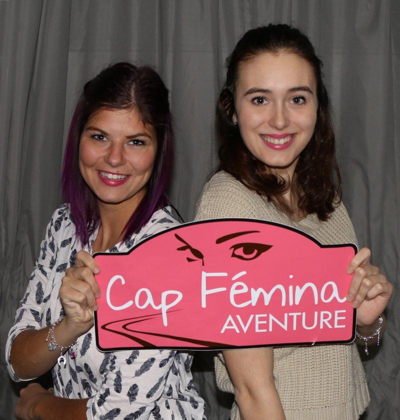 Shayla Aubuchon et Evelyne Morisset participeront au rallye Cap Femina Aventure du 5 au 15 octobre 2016. | Gracieuseté