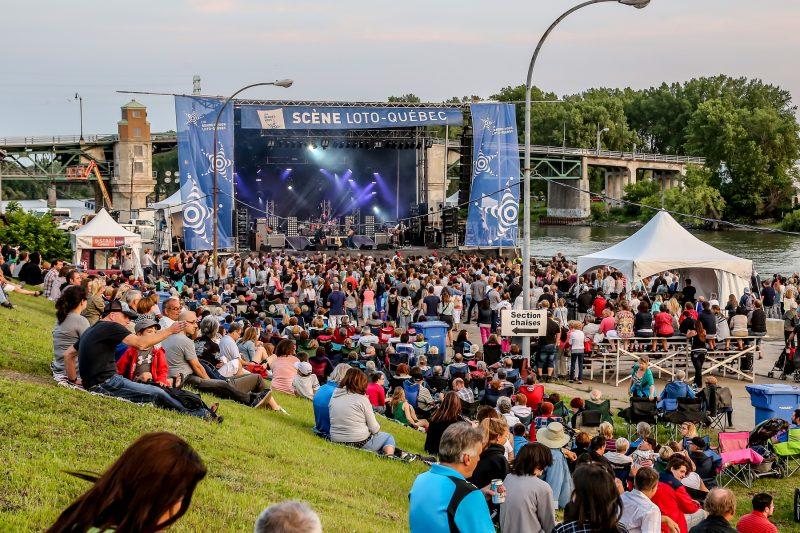 L'annulation du Festival de la gibelotte est encore sur toutes les lèvres.   Photo :TC Média – Pascal Cournoyer