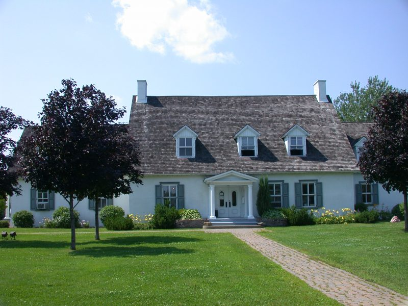 La Maison des gouverneurs à Sorel-Tracy. | Gracieuseté
