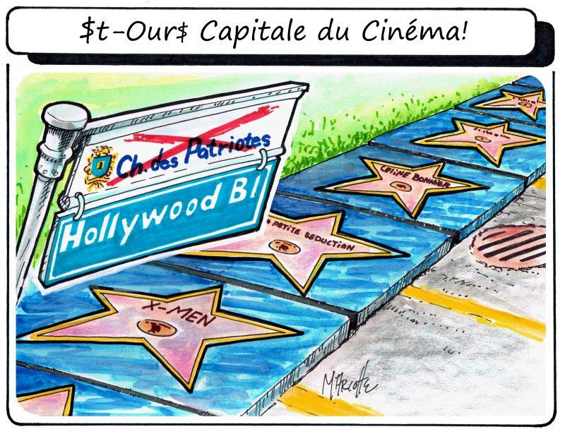 Voici la caricature de Gilles Bill Marcotte en ce 9 juin 2015. | Gilles Bill Marcotte