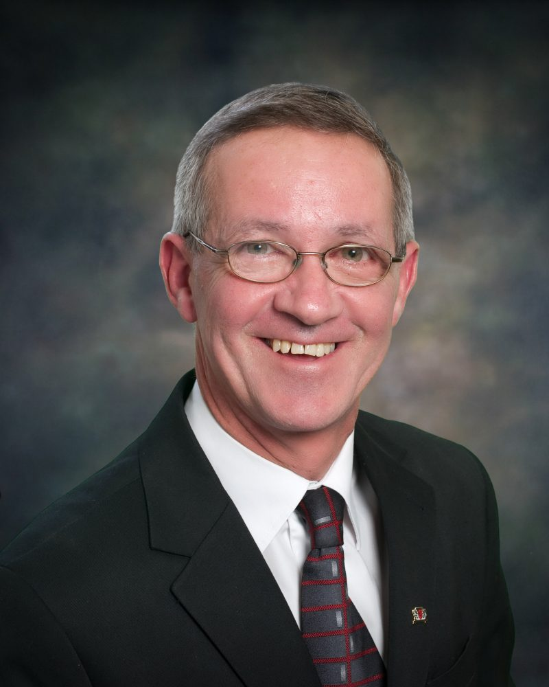 Claude Bérard est le nouveau conseiller du district numéro 2 à Contrecœur. | Studio Manning