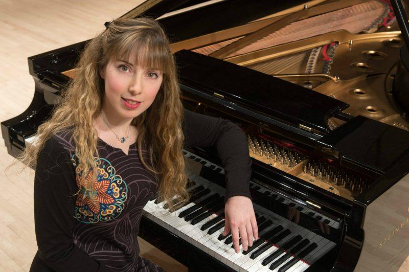 Laurence Manning participera à deux prestigieux concours de musique classique. | Photo: Gracieuseté – Philippe Manning