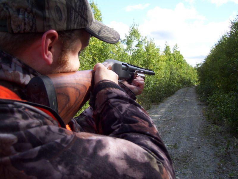 Un accident de chasse est survenu dans le rang Bellevue à Saint-Robert, en milieu d'après-midi, lundi | TC Média - archives