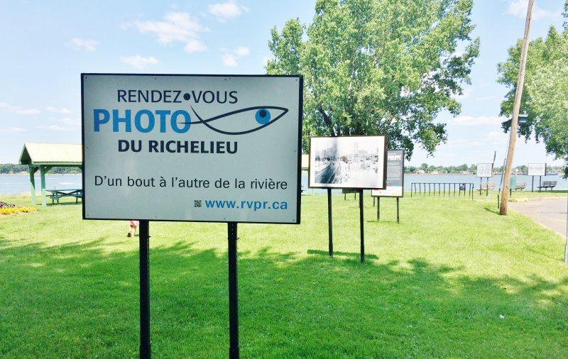 Plusieurs oeuvres sont visibles à trois endroits de la région dans le cadre des Rendes-vous photo du Richelieu | Photo: TC Média - Julie Lambert