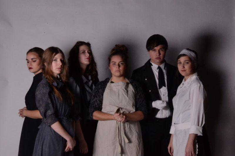 Les comédiens joueront la pièce de théâtre Les Serviteurs. |  © Gracieuseté