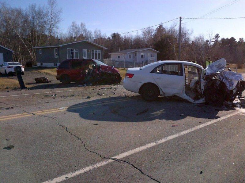 Une des victimes de l'accident, Clyde Cusson. | Photo: Gracieuseté – Sûreté du Québec