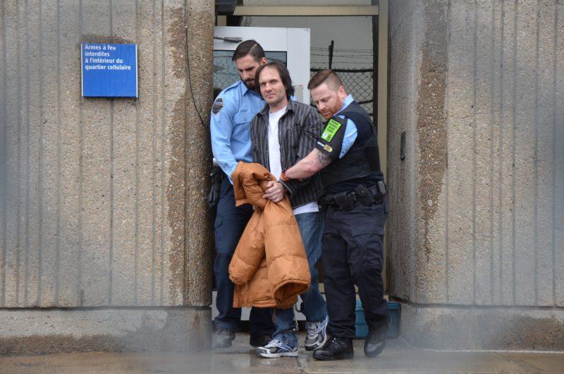 François Laramée a plaidé coupable le 11 avril pour homicide involontaire. | TC Média - Sarah-Eve Charland