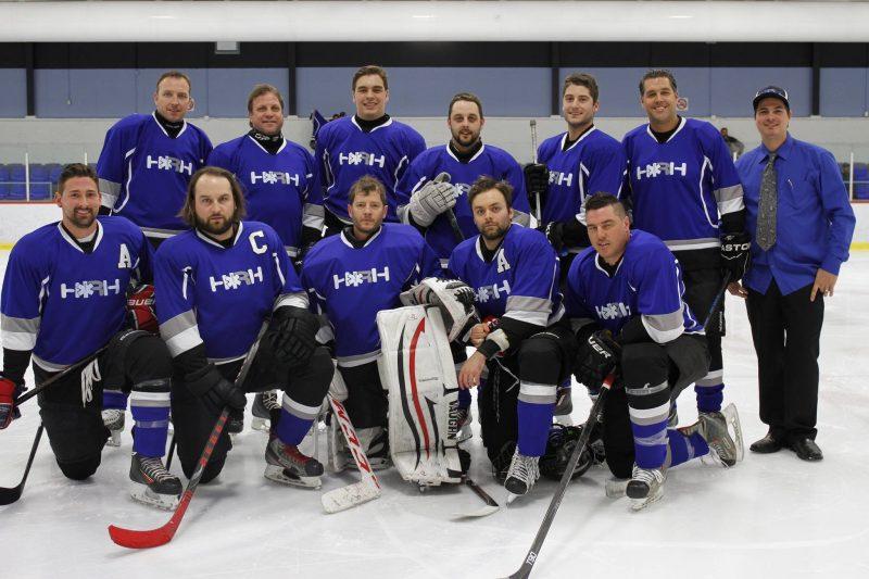 Le HRH d'Ambulance Richelieu participe à ce tournoi depuis quatre ans. | Photo: Gracieuseté