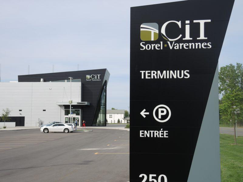 Le CIT Sorel-Varennes fait face à une poursuite de 4,5 M$. | Photo: TC Média – Stéphane Martin