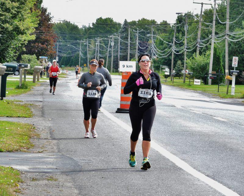 Des coureurs relèveront le défi de parcourir plusieurs kilomètres ce dimanche 13 septembre afin d'amasser des fonds pour la Fondation de l'Hôtel-Dieu de Sorel. | Photo: TC Média - Archives