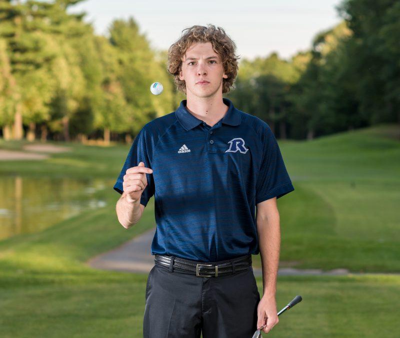 Olivier Ménard a bien fait lors du premier tournoi de golf des Rebelles. | www.facebook.com/jfmongeonphotographie