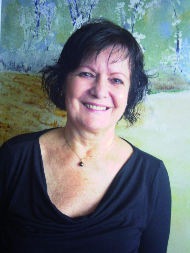 L'écrivaine Claire Pontbriand a résidé jusqu'à l'adolescence à Sorel-Tracy. | Photo: Gracieuseté