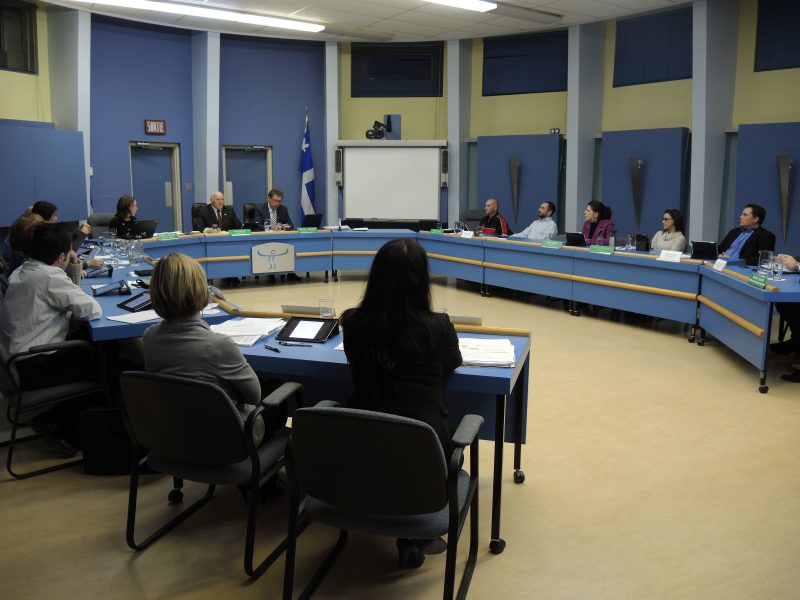 Le conseil des commissaires pourraient être remplacé par un conseil scolaire composé de 17 membres. | TC Média - Sarah-Eve Charland