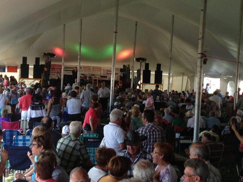 Le Festival western de Saint-Robert débute ce soir jusqu'au 16 août. | Gracieuseté