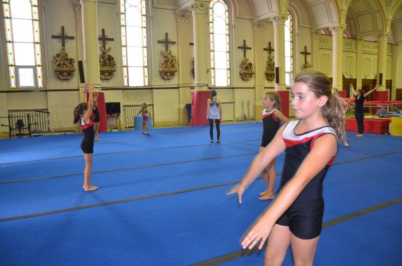 L'intérêt pour la gymnastique a augmenté depuis la diffusion des Jeux olympiques. | Tc Média - Sarah-Eve Charland