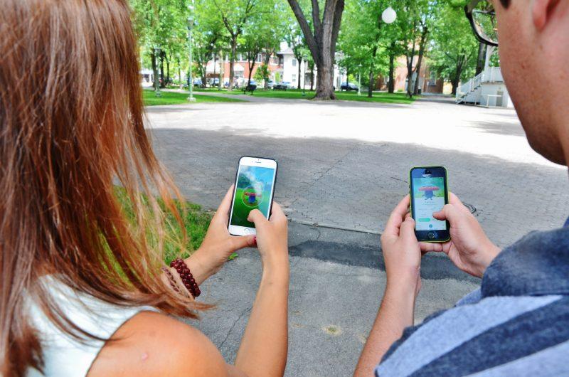 Les amateurs du jeu Pokémon GO pourront se réunir déguisés le 30 octobre, au carré Royal. | TC Média - archives