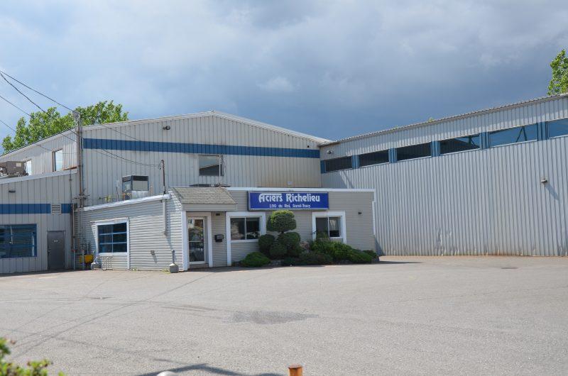 L'entreprise Les Aciers Richelieu produira des pièces qui seront installées sur les satellites canadiens. | TC Média - Sarah-Eve Charland