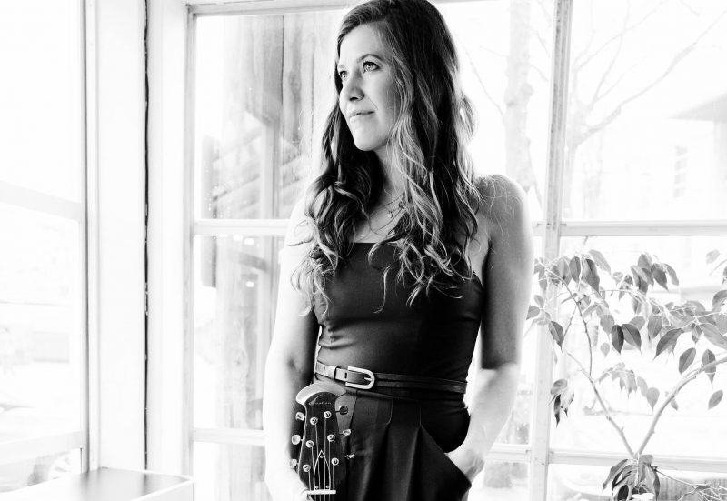 Aude Ray sera en tournée pancanadienne pendant deux mois et de passage à Sorel-Tracy cet été. | Photo - Gracieuseté/Stephanie Lamy