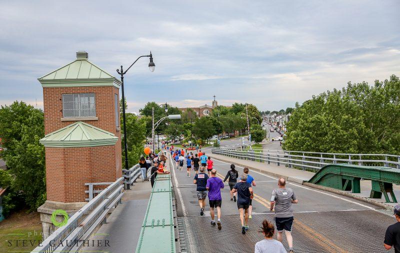 Des centaines de participants se sont mis au défi en participant aux courses du Festival de la gibelotte. | Gracieuseté/Steve Gauthier