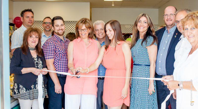 Lynda Ostafichuck et Erika Izzi ont inauguré La petite italienne, qui opérait sous le nom de Les pâtes Sorelli, le 5 juillet. | exposeimage.com