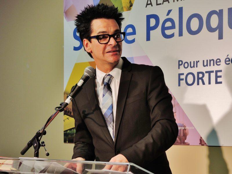 Le maire Serge Péloquin. | Photo: TC  Média - Archives