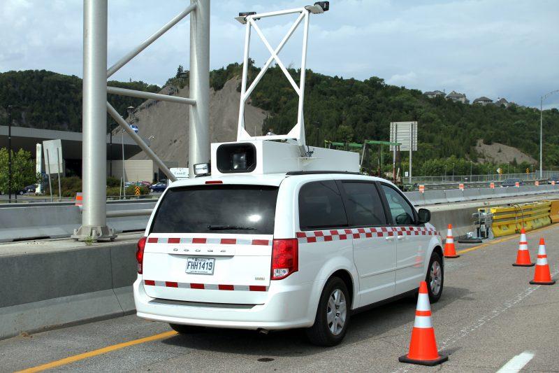 Un radar photo sera installé à des moments indéterminés sur le boulevard Fiset à Sorel-Tracy. | Gracieuseté