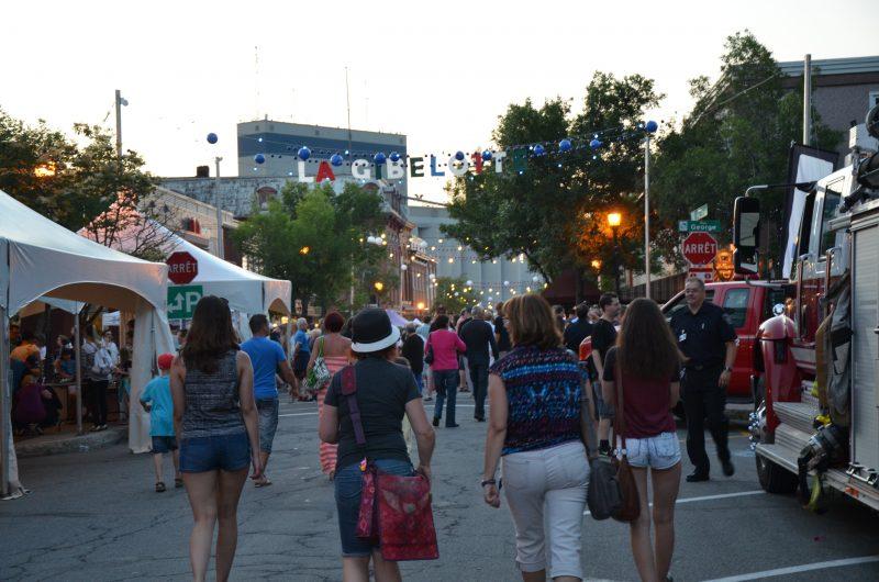 Le Festival de la gibelotte aura lieu du 7 au 15 juillet prochain. | TC Média - Archives